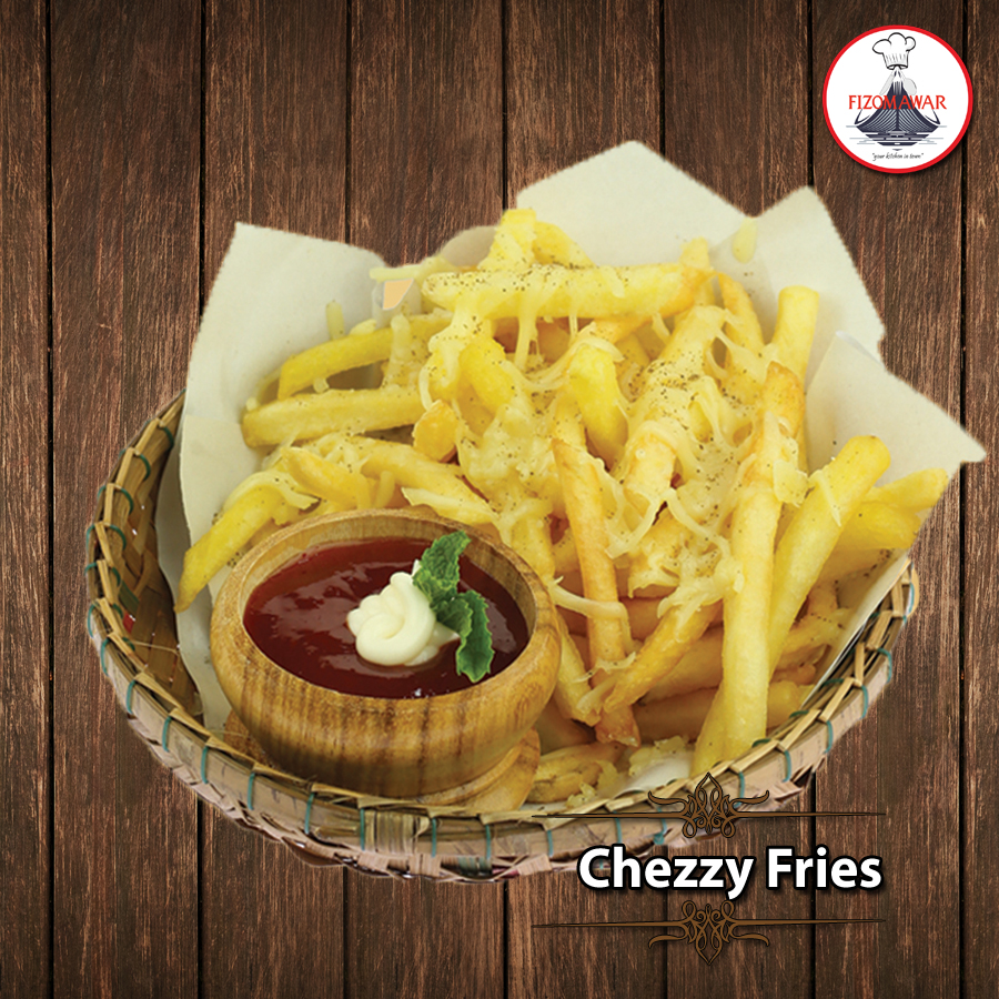 chezzy fries