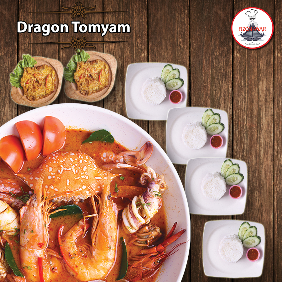 dragon tomyam