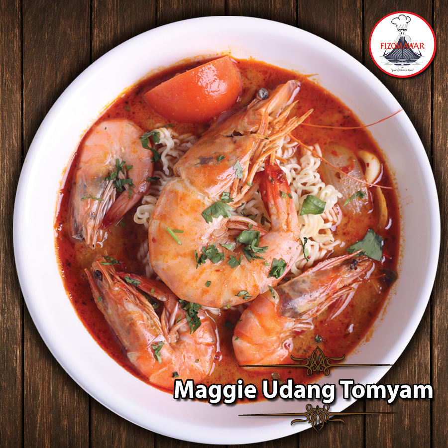maggie udang
