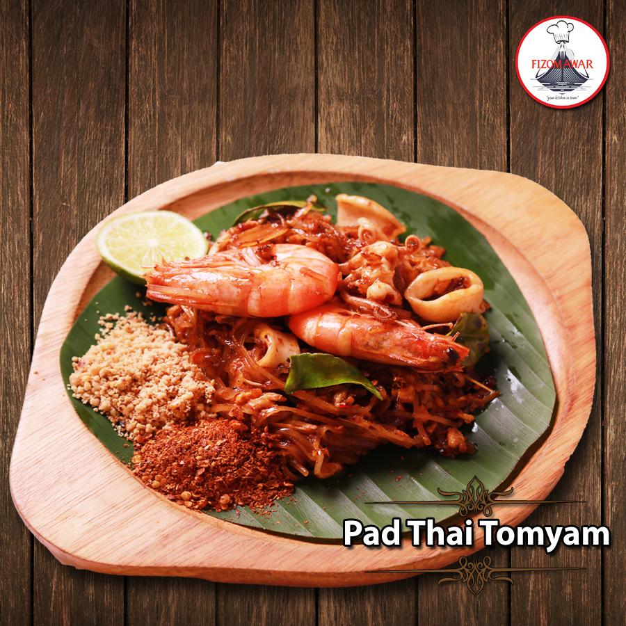 pad thai tomyam